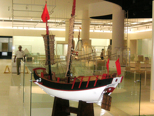 進貢船・マーラン船