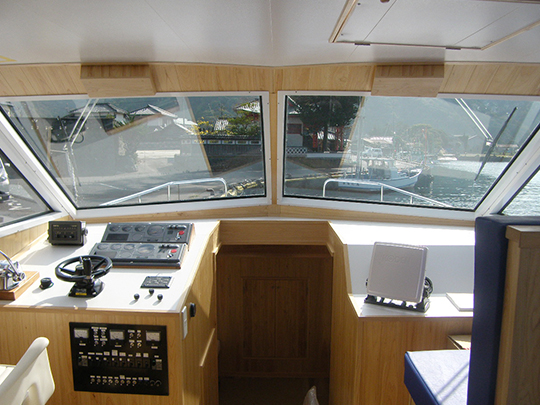 15m型 作業船兼交通船「S.S.MARINE 1」