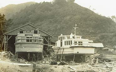 岡村造船所の歴史